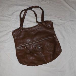 Relic Brown Shoulder Bag